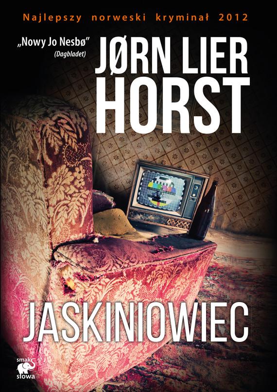 okładka Jaskiniowiecebook   epub, mobi   Jørn Lier Horst