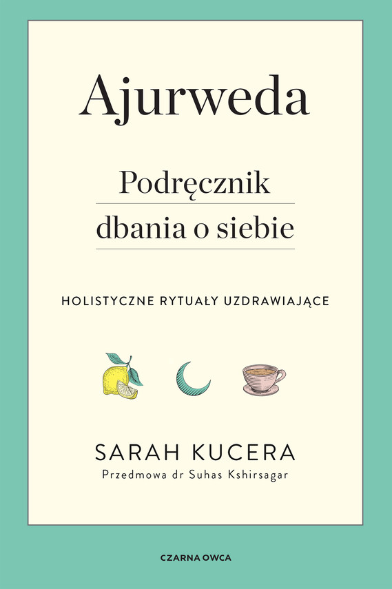 okładka Ajurwedaebook   epub, mobi   Sarah Kucera