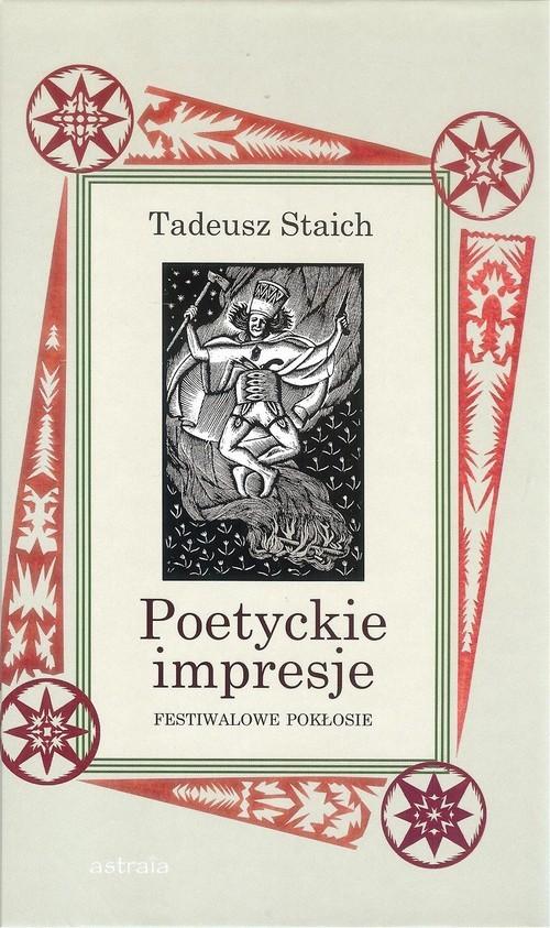 okładka Poetyckie impresjeksiążka |  | Tadeusz Staich