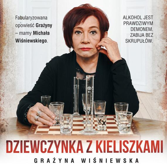 okładka Dziewczynka z kieliszkamiaudiobook | MP3 | Grażyna Wiśniewska