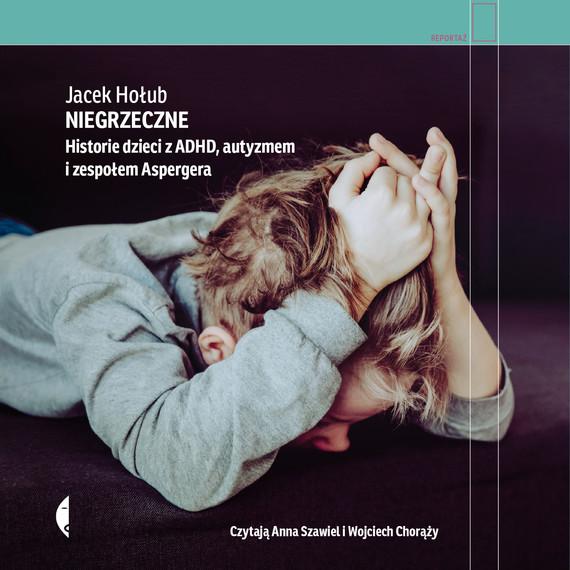 okładka Niegrzeczneaudiobook   MP3   Jacek Hołub