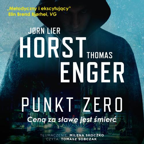 okładka Punkt zeroaudiobook | MP3 | Thomas Enger, Jørn Lier Horst