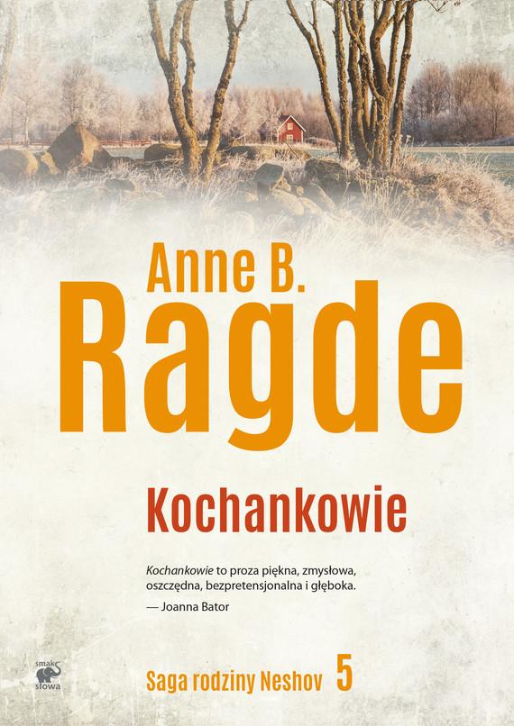 okładka Kochankowieebook | epub, mobi | Anne B. Ragde