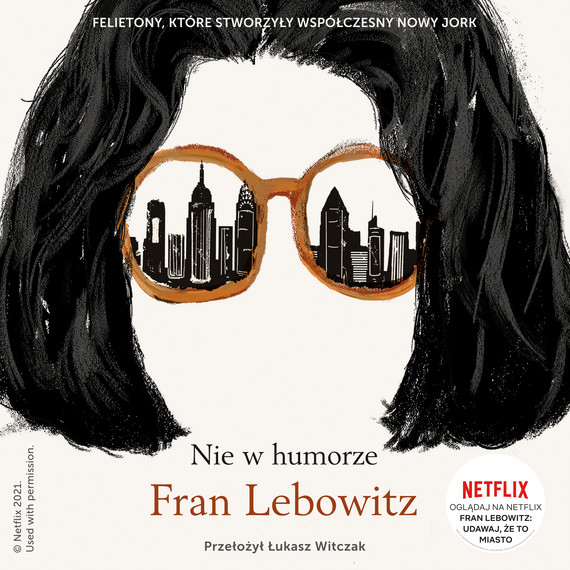 okładka Nie w humorzeaudiobook | MP3 | Fran Lebowitz