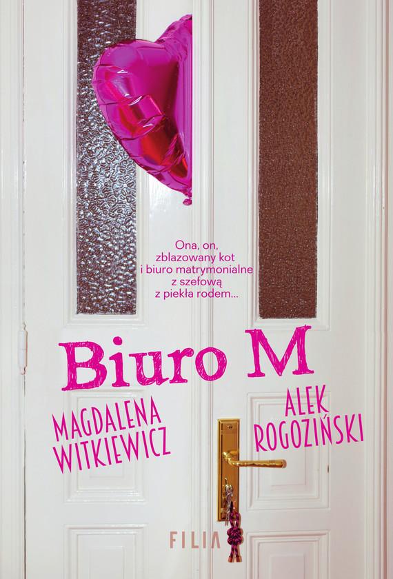 okładka Biuro Mebook | epub, mobi | Magdalena Witkiewicz, Alek Rogoziński