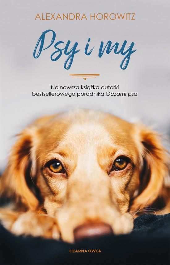 okładka Psy i myebook   epub, mobi   Alexandra Horowitz