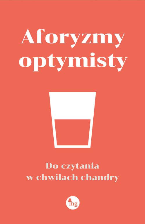 okładka Aforyzmy optymistyksiążka |  | Opracowania Zbiorowe