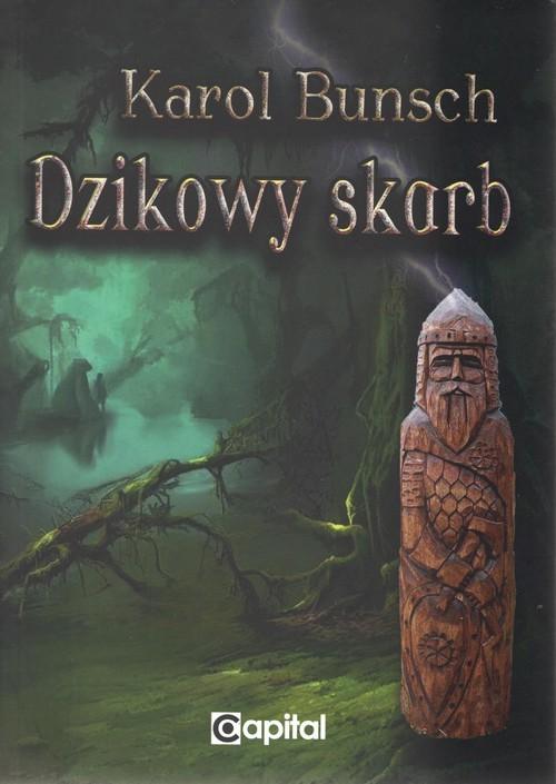 okładka Dzikowy Skarbksiążka      Karol Bunsch
