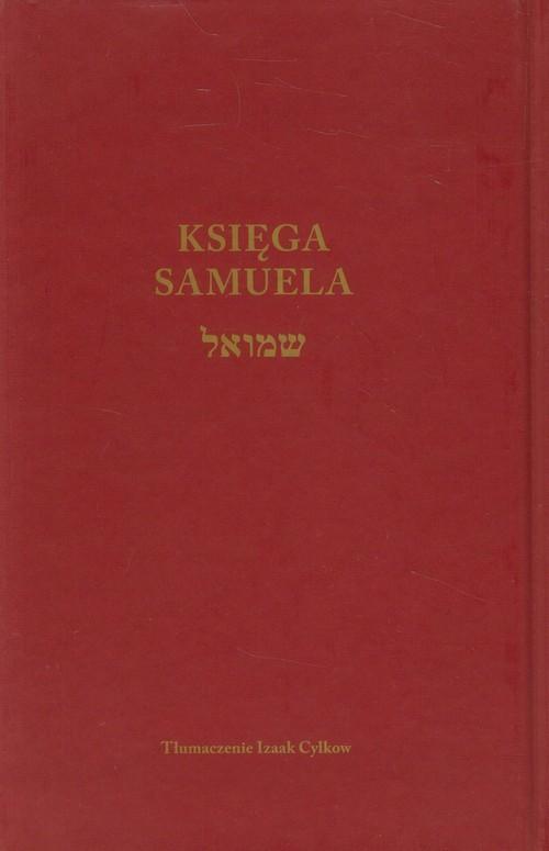okładka Księga Samuelaksiążka     