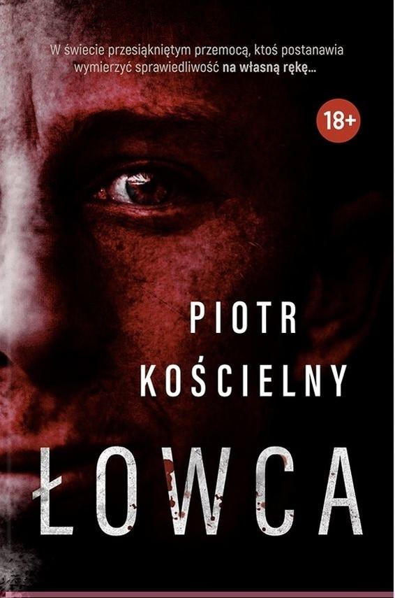 okładka Łowcaksiążka |  | Piotr Kościelny