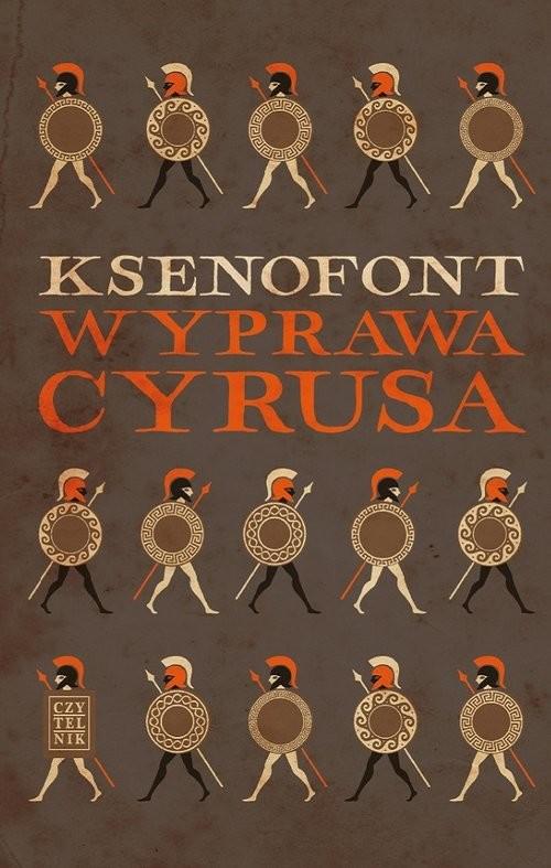 okładka Wyprawa Cyrusaksiążka      Ksenofont