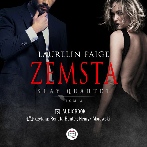 okładka Zemsta. Slay quartet 3audiobook | MP3 | Laurelin Paige