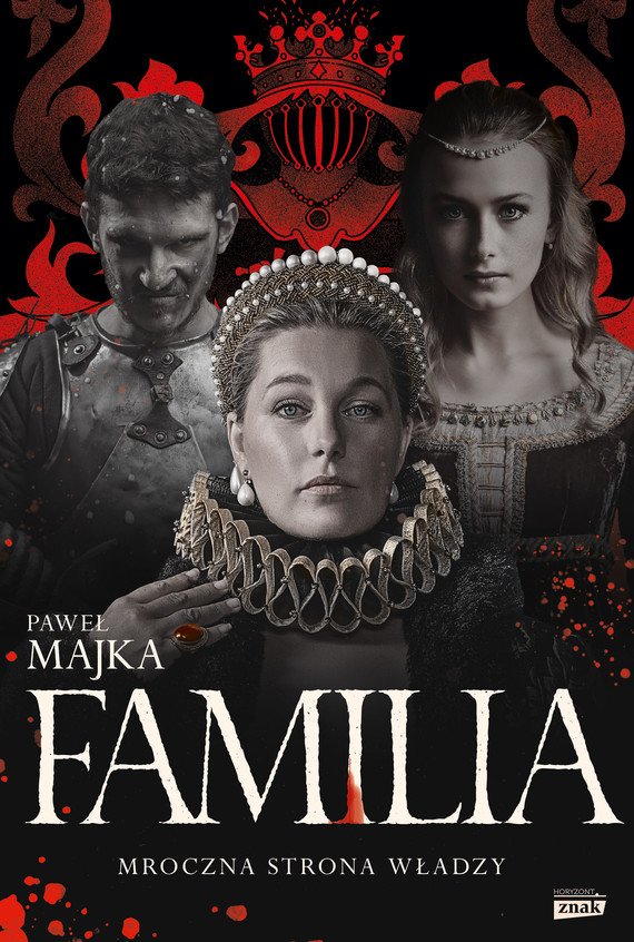 okładka Familiaebook | epub, mobi | Paweł Majka
