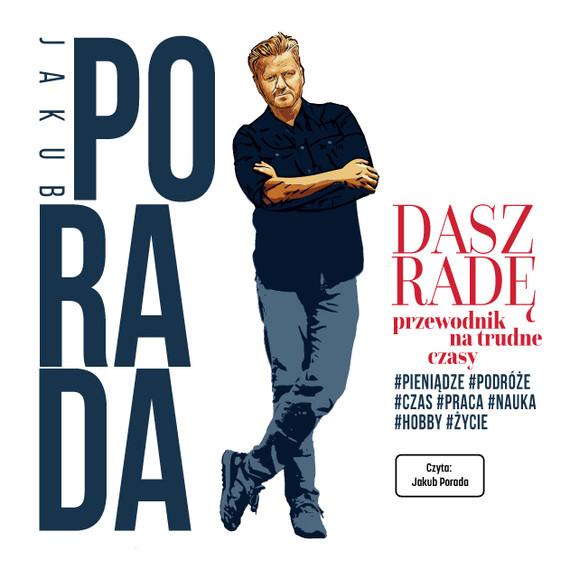 okładka Dasz radęaudiobook   MP3   Jakub Porada
