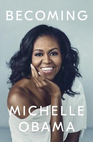 okładka Becomingksiążka      Obama Michelle