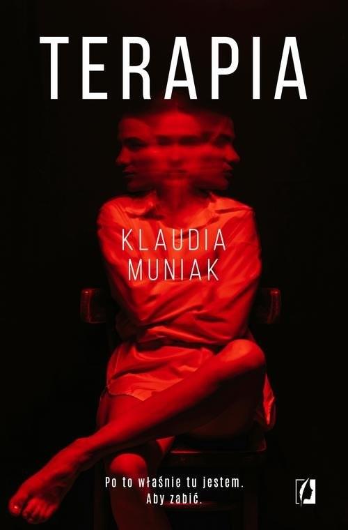 okładka Terapiaksiążka      Klaudia Muniak