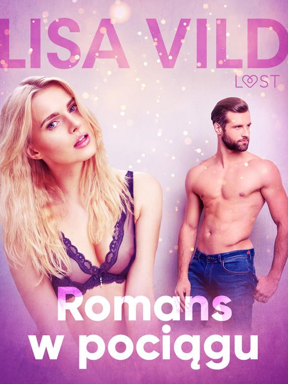 okładka Romans w pociągu - opowiadanie erotyczneebook   epub, mobi   Vild Lisa