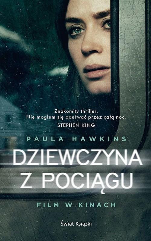 okładka Dziewczyna z pociąguksiążka      Hawkins Paula