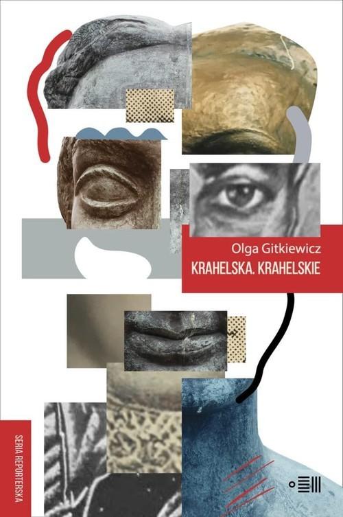 okładka Krahelska Krahelskieksiążka |  | Gitkiewicz Olga