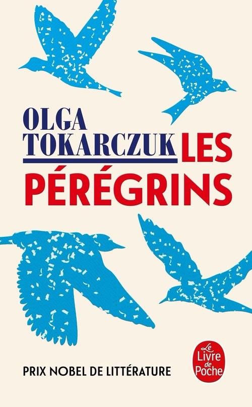 okładka Recits ultimes Ostatnie historieksiążka      Olga Tokarczuk
