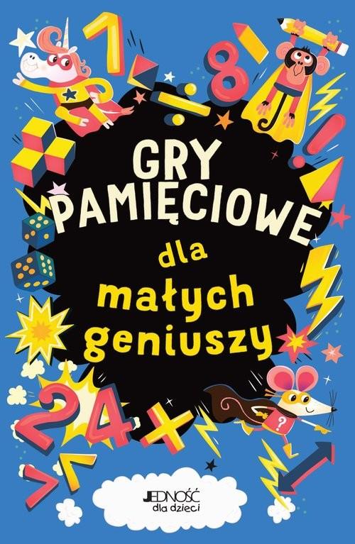 okładka Gry pamięciowe dla małych geniuszyksiążka |  | Moore Gareth