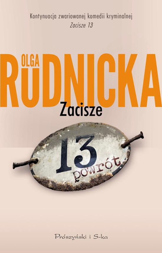 okładka Zacisze 13. Powrótebook   epub, mobi   Olga Rudnicka