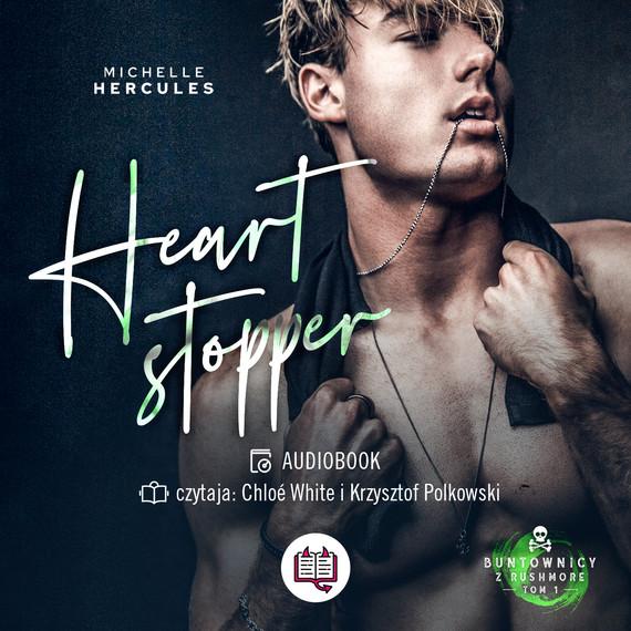okładka Heart stopperaudiobook   MP3   Michelle Hercules