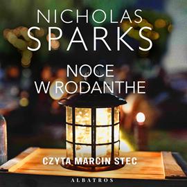 okładka Noce w Rodantheaudiobook | MP3 | Nicholas Sparks