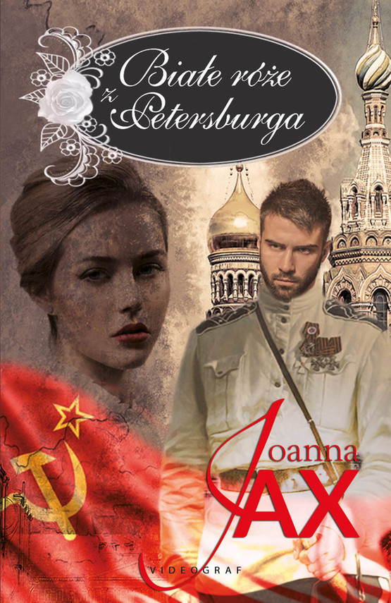 okładka Białe róże z Petersburgaebook | epub, mobi | Joanna Jax