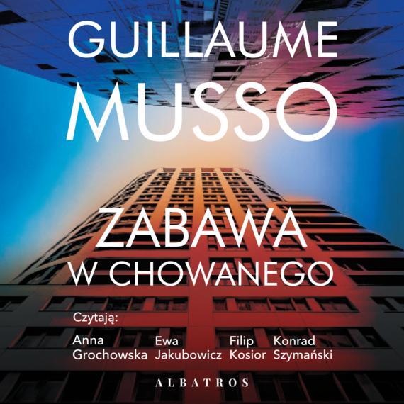 okładka Zabawa w chowanegoaudiobook   MP3   Guillaume Musso