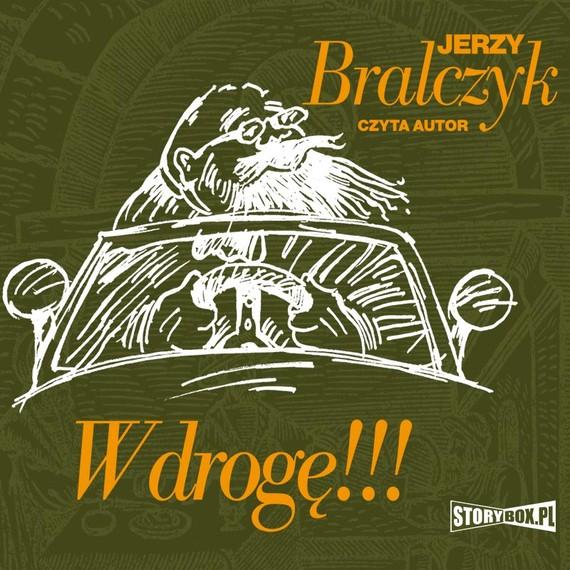 okładka W drogę!!!audiobook   MP3   Jerzy Bralczyk