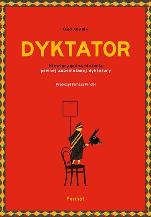 okładka Dyktatorksiążka      Ximo Adabia