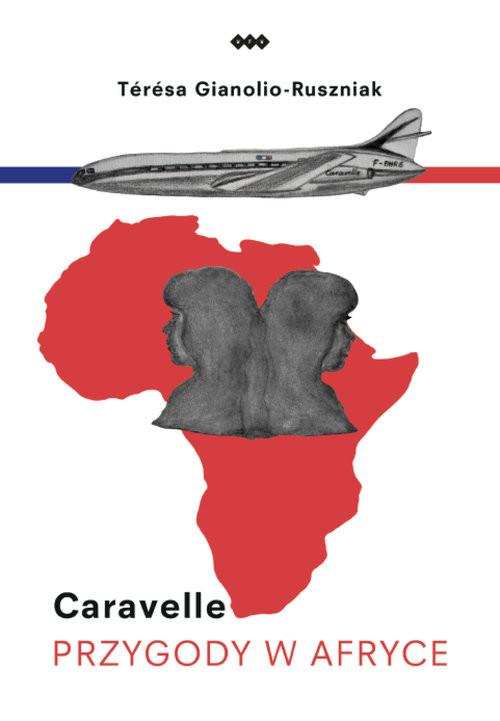 okładka Caravelle Przygody w Afryceksiążka      Gianolio Teresa