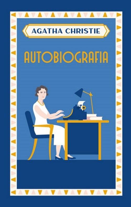 okładka Autobiografiaksiążka      Agata Christie