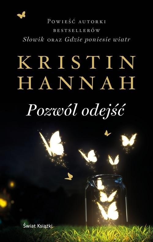 okładka Pozwól odejśćksiążka      Hannah Kristin