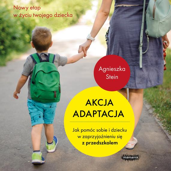 okładka Akcja adaptacjaaudiobook   MP3   Agnieszka Stein