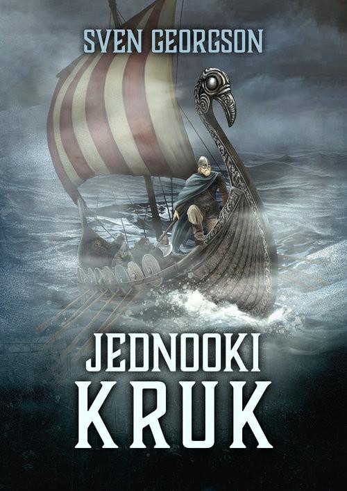 okładka Jednooki Krukksiążka      Sven Georgson