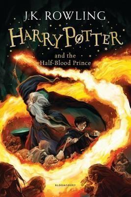 okładka Harry Potter and the Half-Blood Prince książka |  | J.K. Rowling