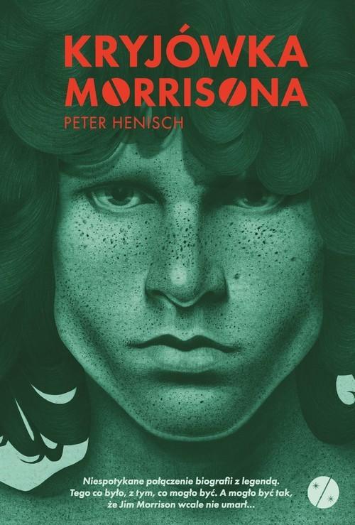 okładka Kryjówka Morrisonaksiążka      Peter Henisch