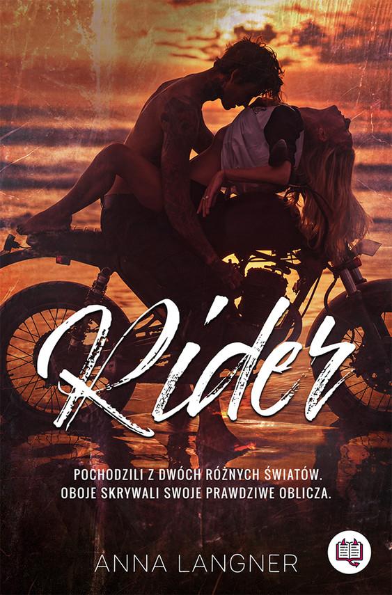 okładka Riderebook   epub, mobi   Anna Langner