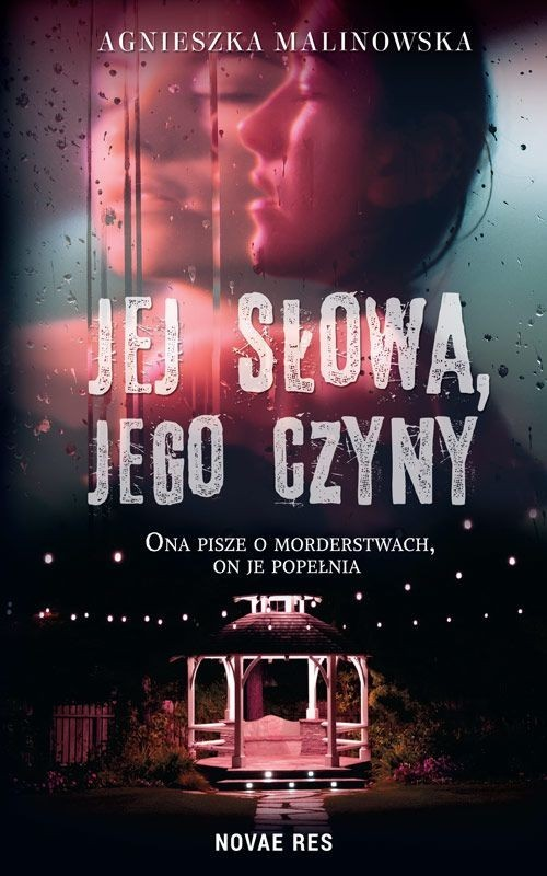okładka Jej słowa jego czynyksiążka |  | Agnieszka Malinowska