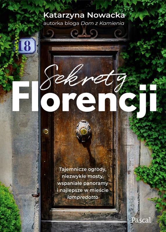 okładka Sekrety Florencjiebook   epub, mobi   Katarzyna Nowacka