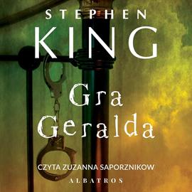 okładka Gra Geraldaaudiobook   MP3   Stephen King
