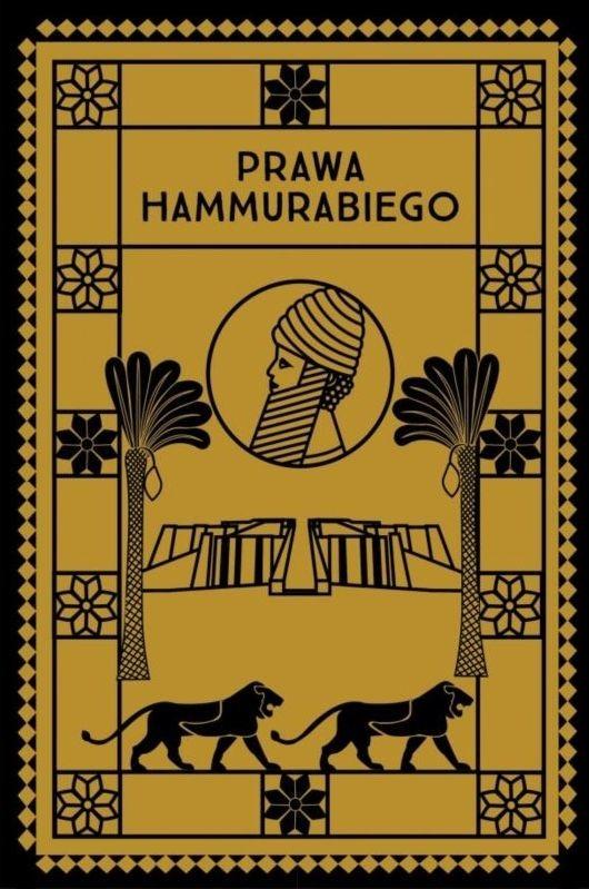 okładka Prawo Hammurabiego książka      Praca Zbiorowa