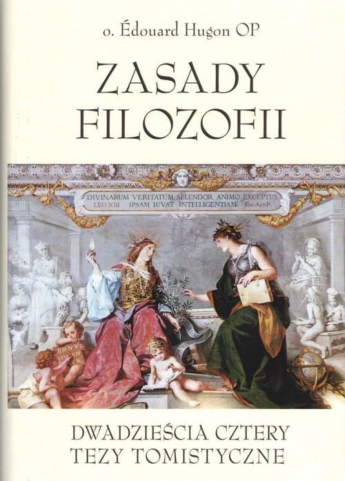 okładka Zasady filozofiiksiążka |  | Edouard Hugon