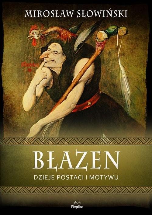 okładka Błazenksiążka |  | Mirosław Słowiński