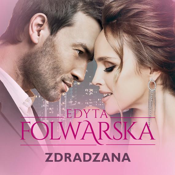 okładka Zdradzanaaudiobook   MP3   Edyta Folwarska