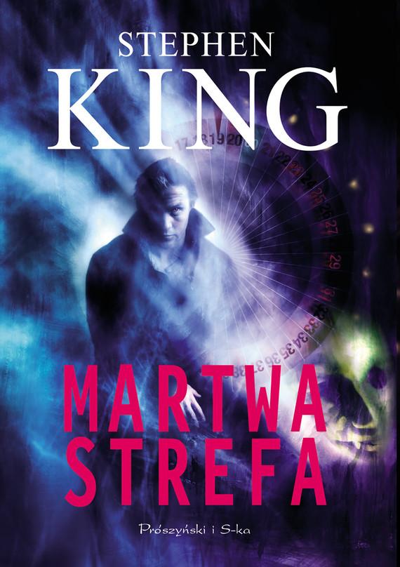 okładka Martwa strefaebook | epub, mobi | Stephen King