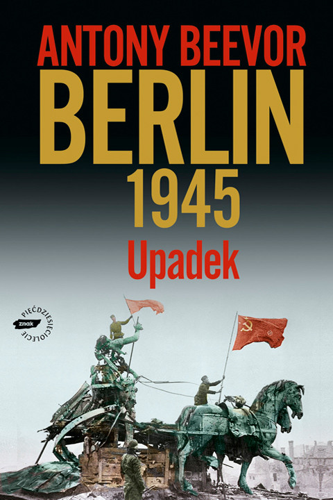 okładka Berlin 1945ebook | epub, mobi | Antony Beevor