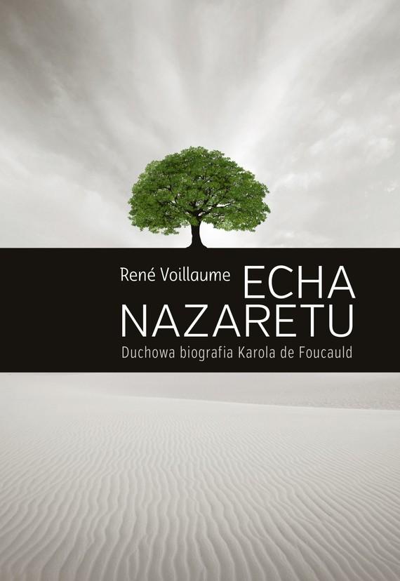 okładka Echa Nazaretuebook | epub, mobi | Rene Voillaume